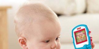 telefono celular para bebe fisher price 790