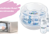 Esterilizadores de biberones para microondas