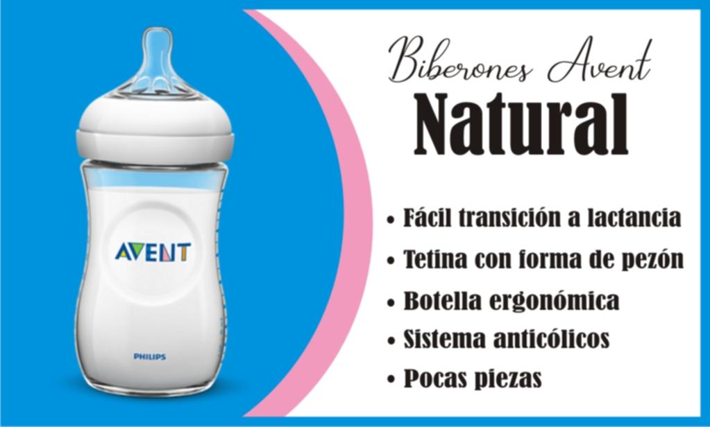 Biberones Avent Natural