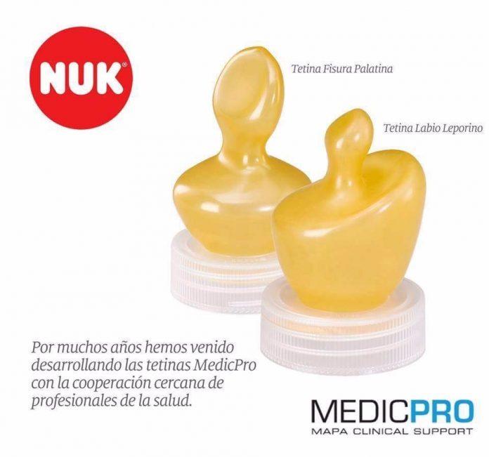 tetinas medic pro