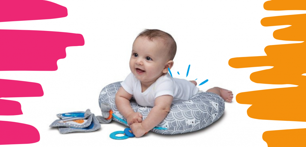 cojines para bebés