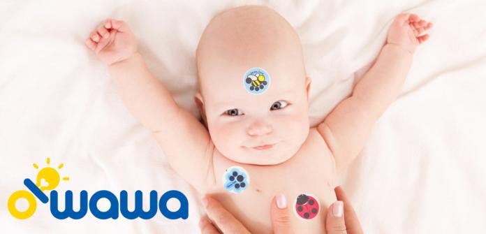 termómetro para bebé