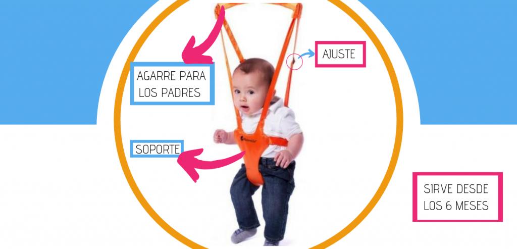 arnés para bebés y arneses