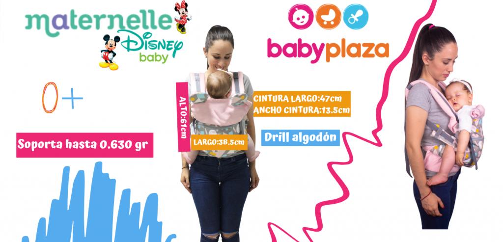 Disney baby canguro maternelle