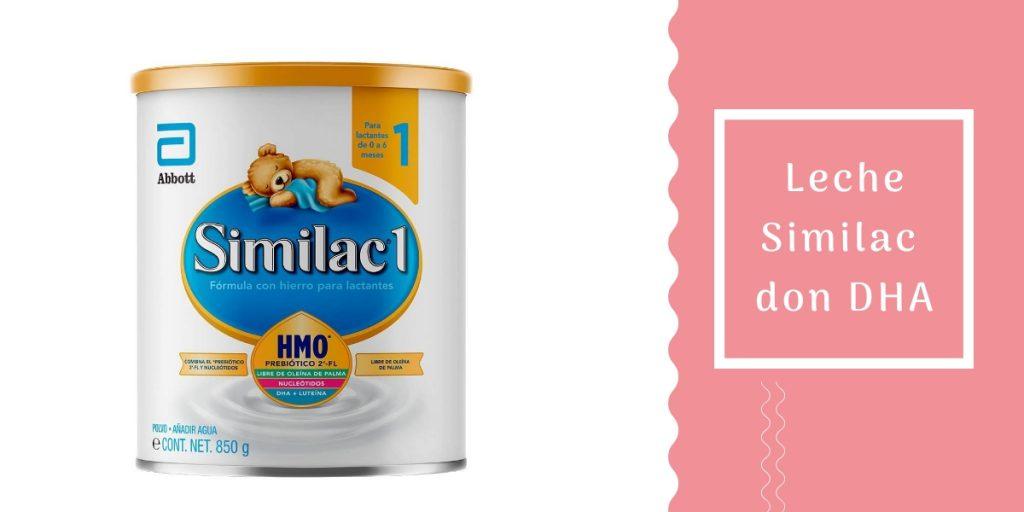 similac - mejores leches para bebés de 0 a 6 meses