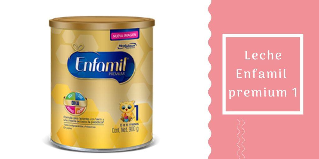 Enfamil premium 1 - mejores leches para bebés de 0 a 6 meses