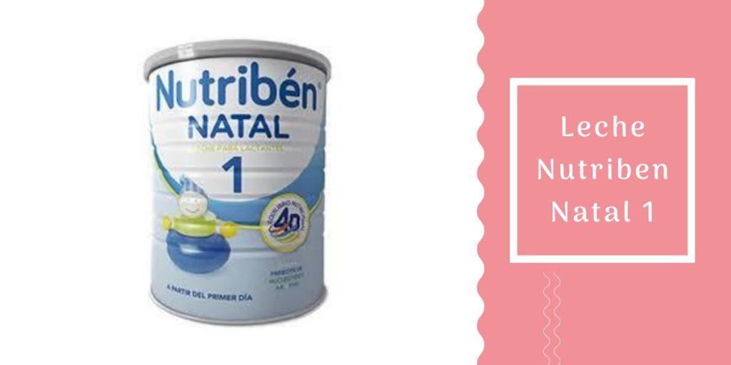 Nutriben -mejores leches para bebés  de 0 a 6 meses