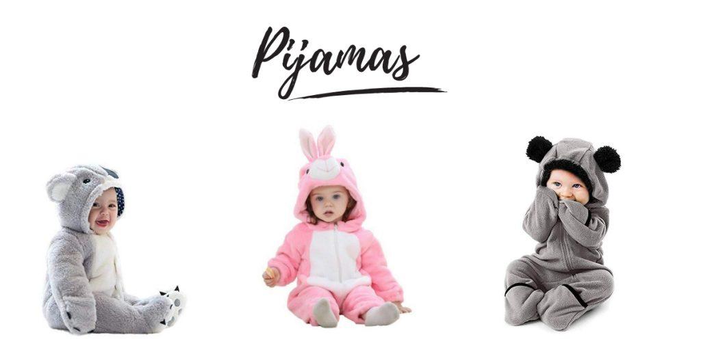 Ropita para bebé recién nacido - pijama