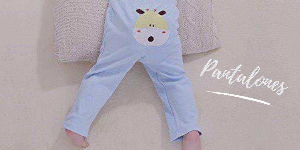 Pantalones para bebé recién nacido