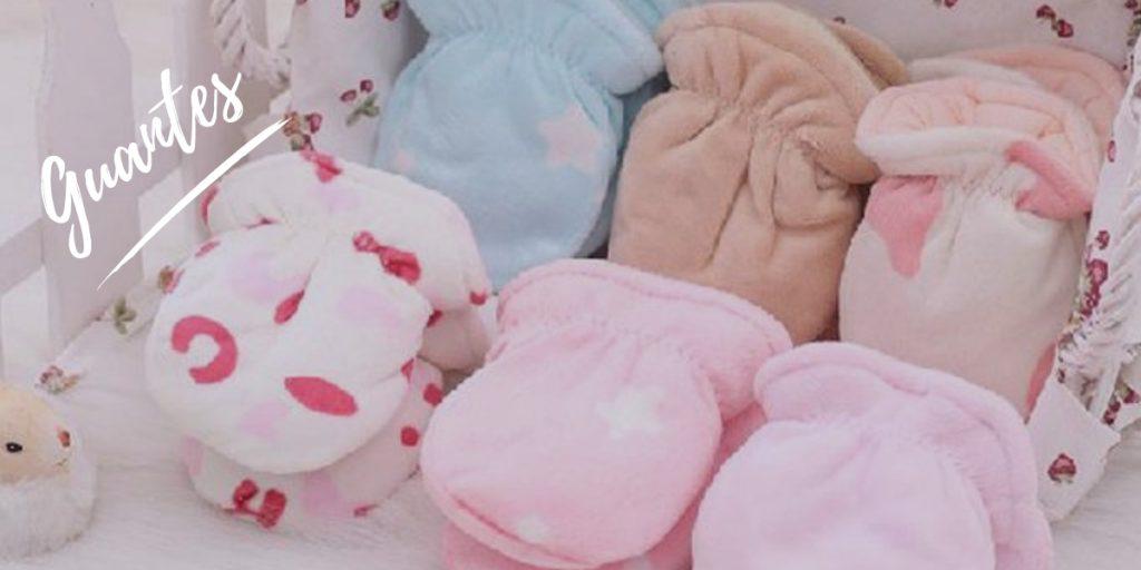 Guantes para bebé recién nacido