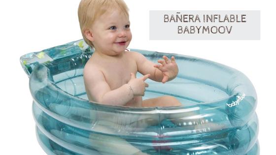 Regalos para Baby Shower - bañera para bebé Babymoov