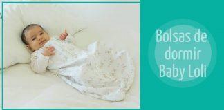 Bolsa de dormir para bebé