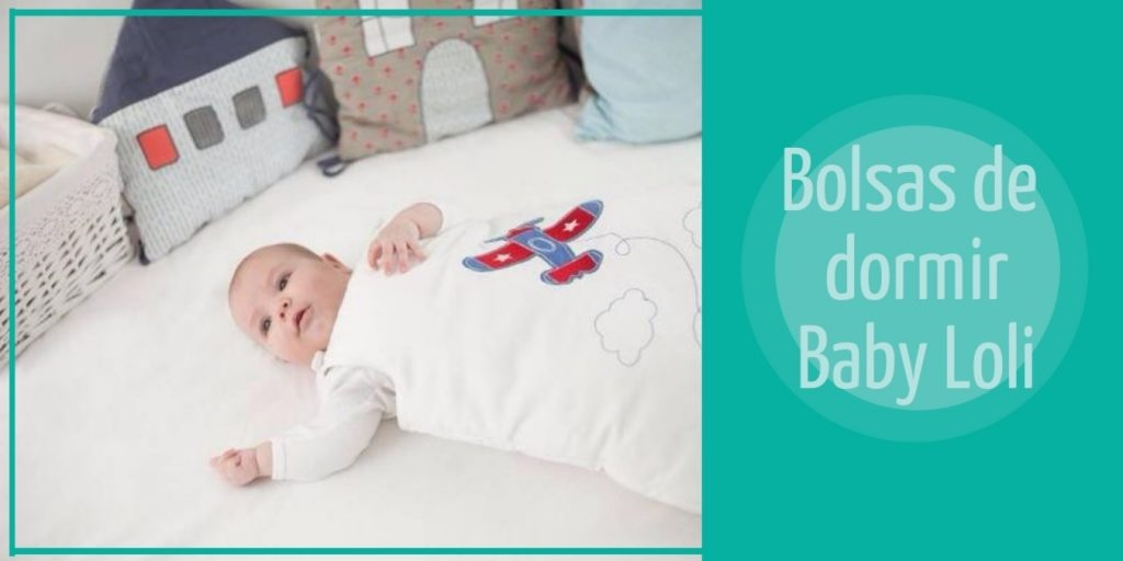 Bolsa de dormir Baby loli