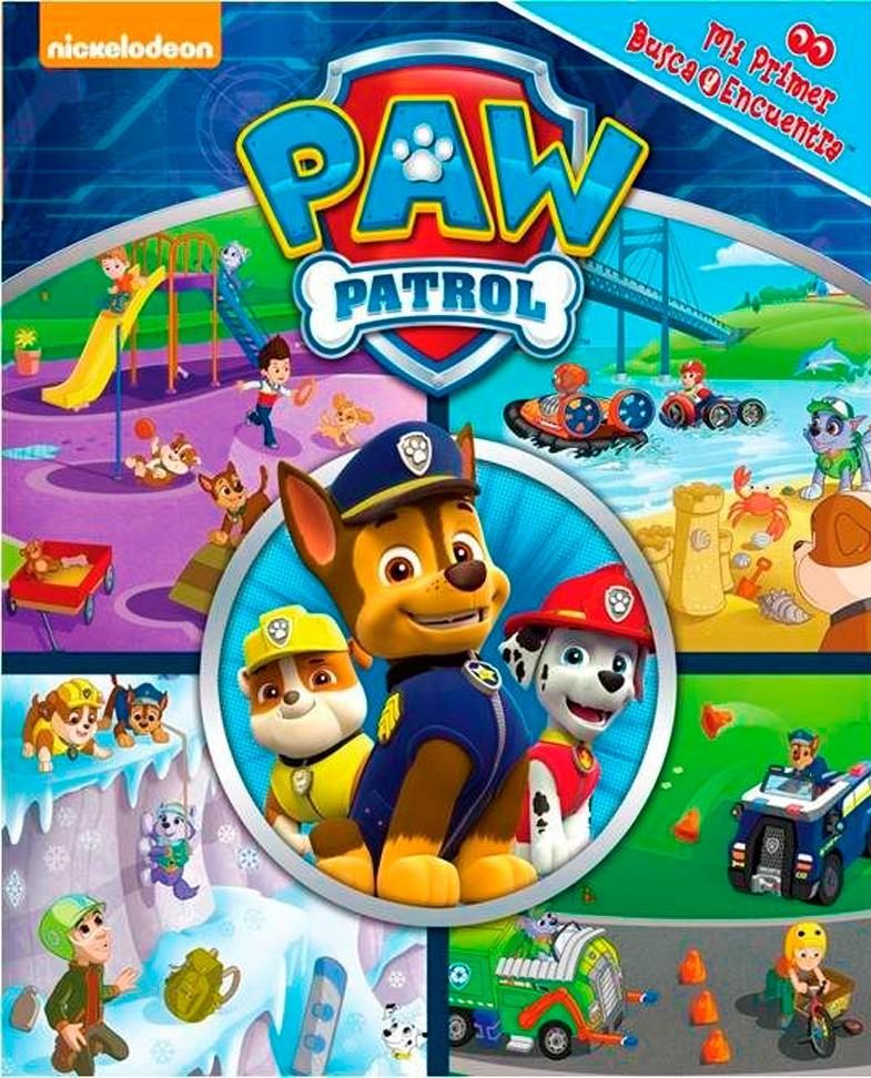 En accion con paw patrol