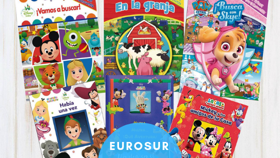 Cuentos para bebés Eurosur
