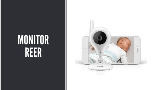 Cámara para bebés Reer