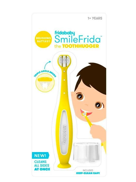 cepillado de dientes para niños