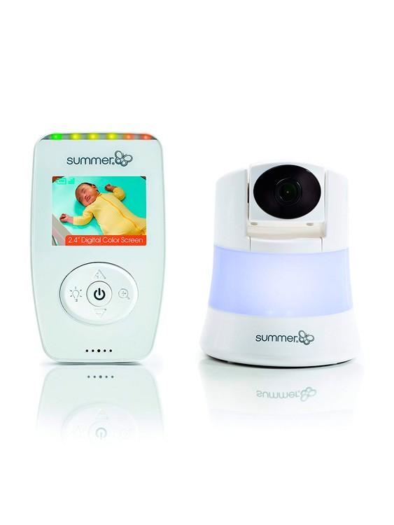 monitor para bebé de summer infant