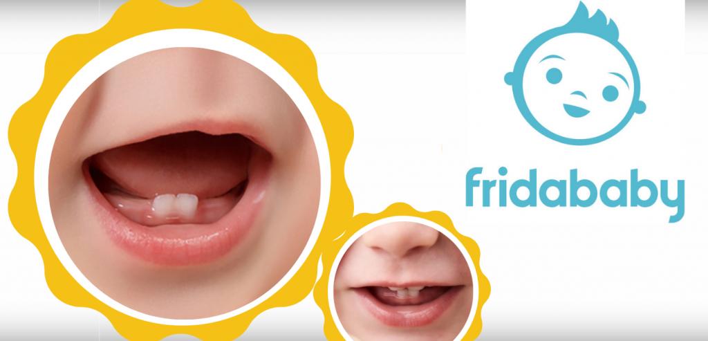 cepillo de dientes para bebés smilefrida