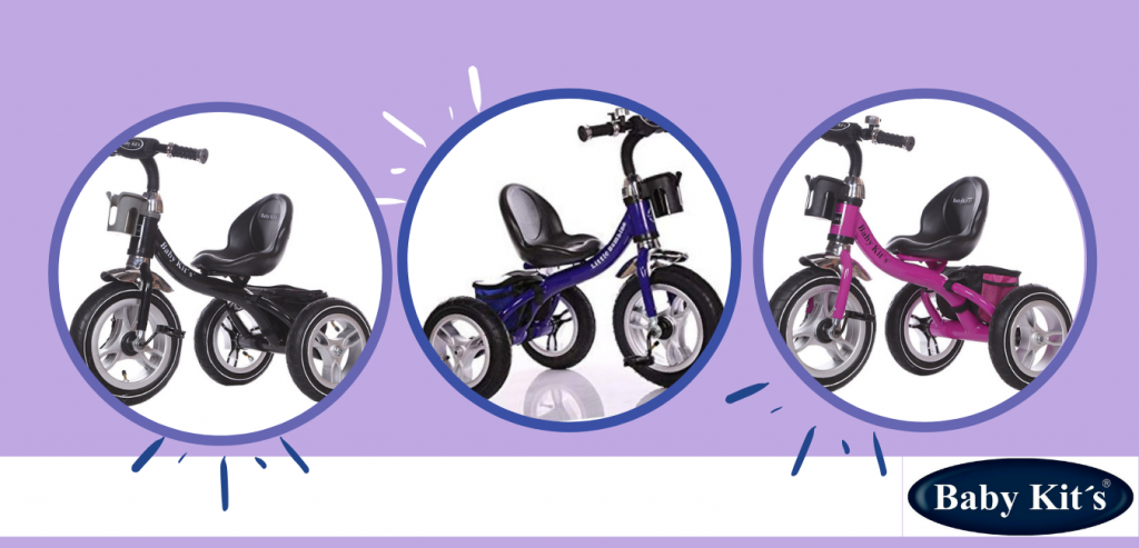 triciclo para bebé