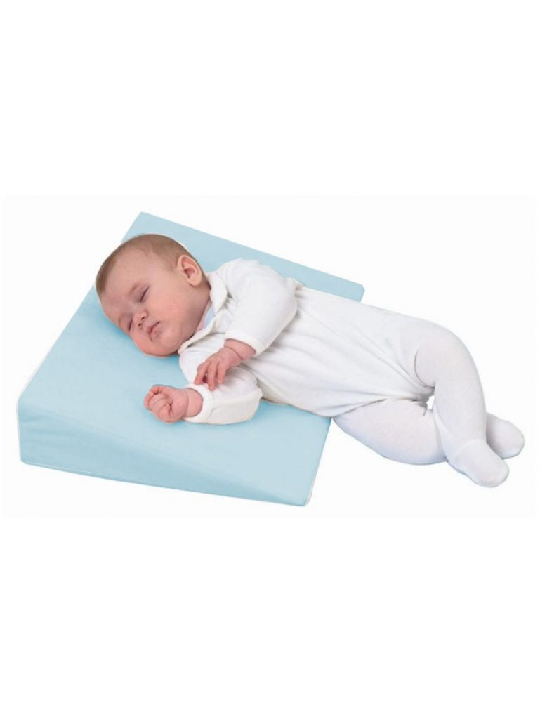 almohadas para bebes antiflujo