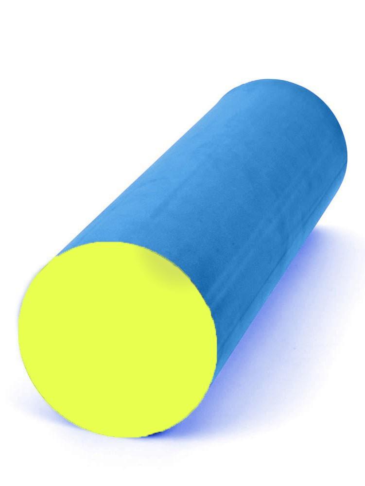 cilindro para gateo azul amarillo