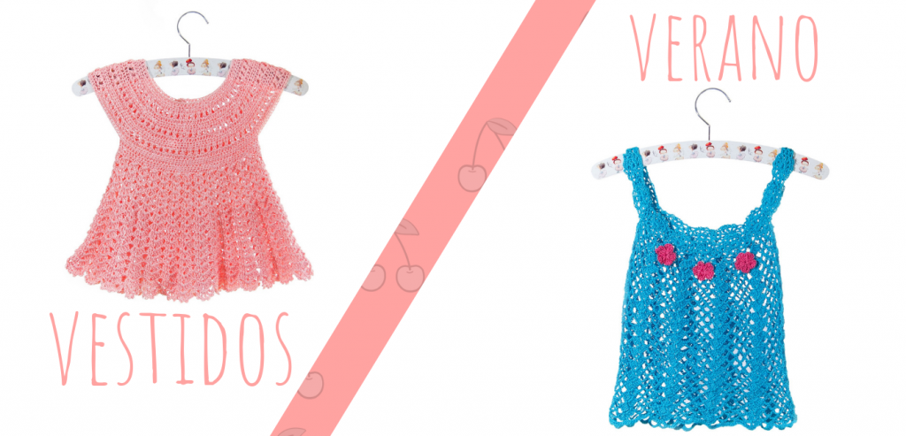 vestidos para niñas de verano
