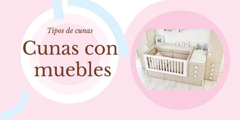corral para bebé con muebles