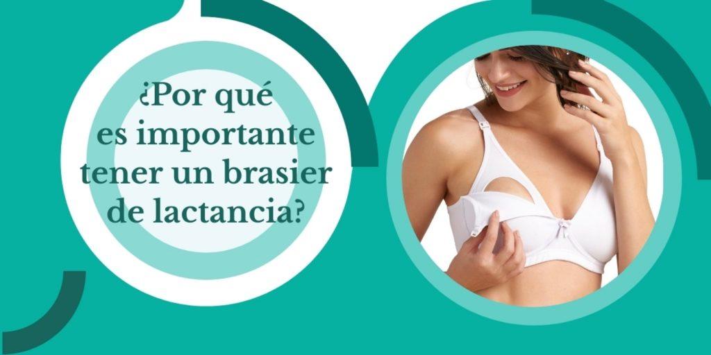 Importancia del Brasier de lactancia materna