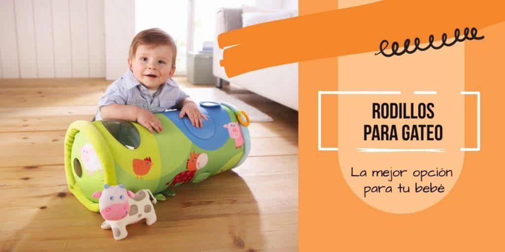 Rodillo para gateo -juguetes para bebés