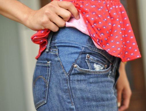 Como Me Creo Mis Pantalones Para Embarazadas Baby Plaza Consejos Y Articulos Para Bebes