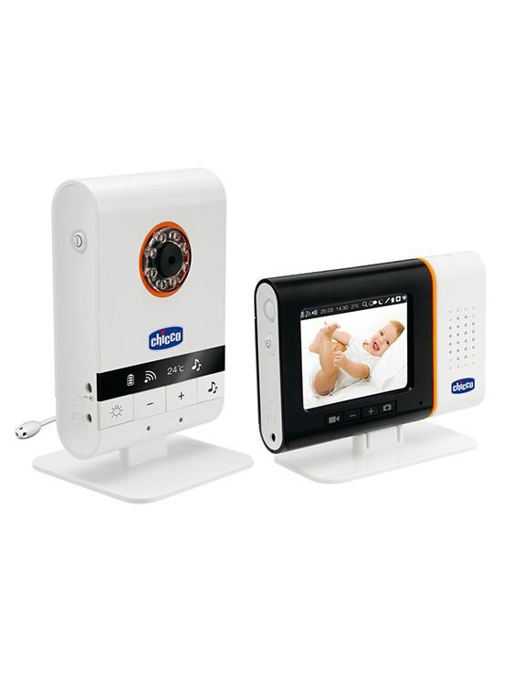 cámara para vigilar bebés