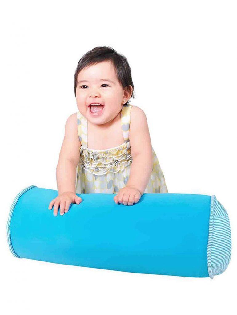 juguetes para gatear desarrollo del bebé