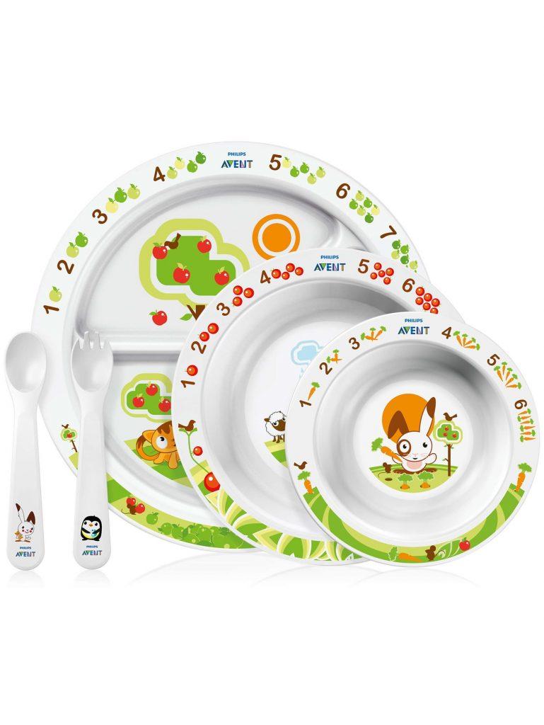 platos para bebes/  papillas para bebes plato térmico para bebé