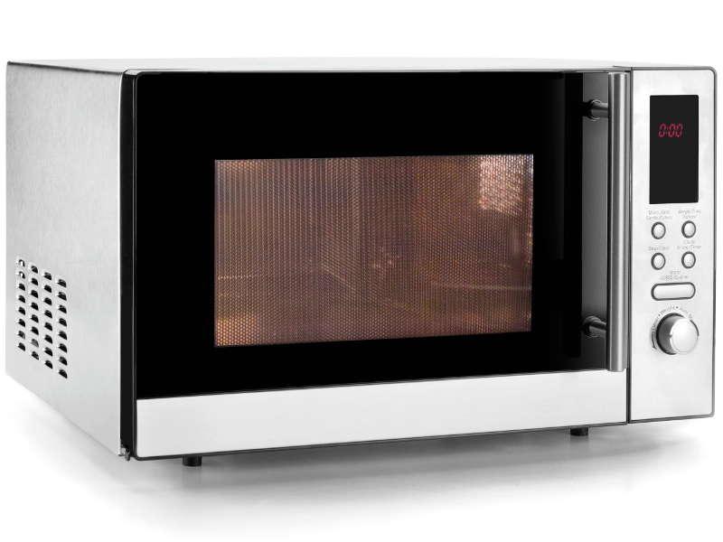 calentar el biberón en el microondas, calentar leche en microondas.
