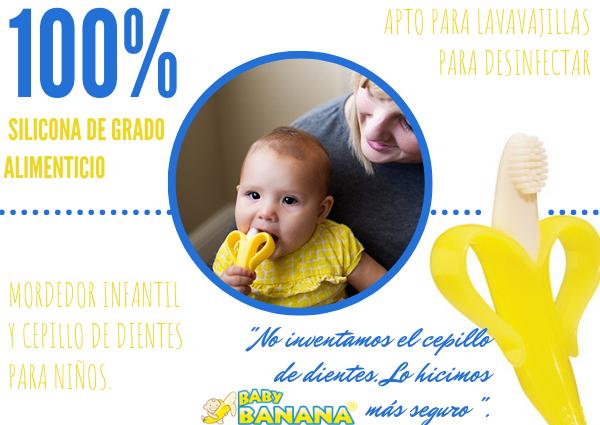 pasta dental para bebés y dientes bebe