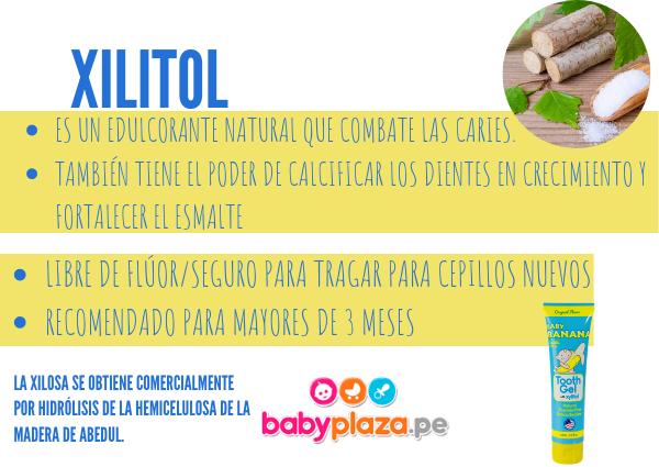 pasta dental para bebés