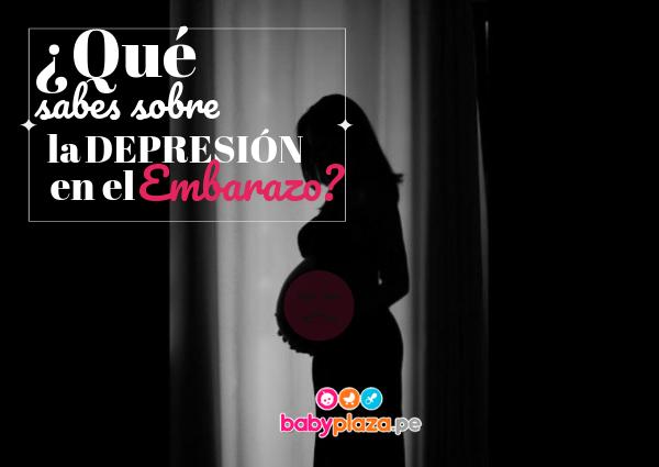 Depresion en el embarazo