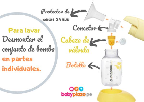 extractor de leche materna electrico