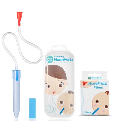 aspirador nasal para rinitis