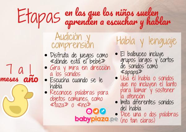 hipoacusia en bebés