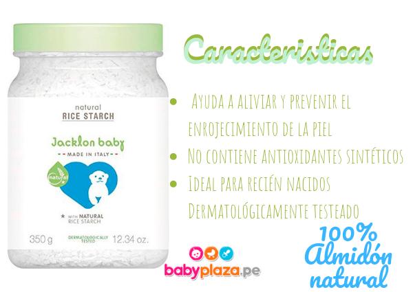 Jacklon Baby cuidados del recién nacido