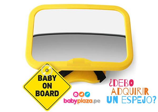 espejo de seguridad para bebe