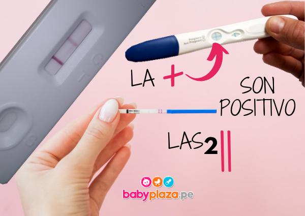 como saber si estoy embarazada prueba de embarazo casera
