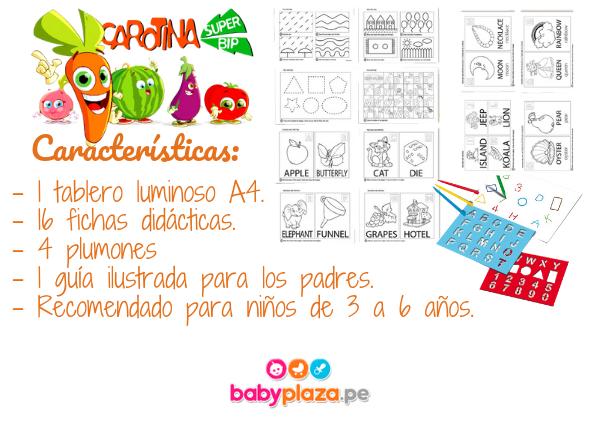 aprendizaje para bebés