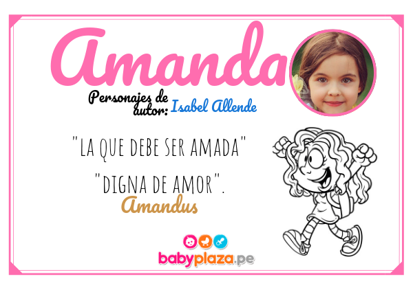 Amanda   no comunes