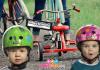 cascos para niños