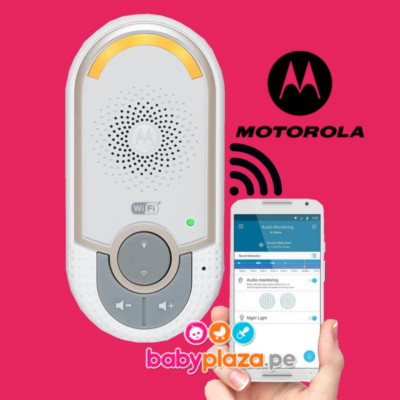 monitor bebé motorola