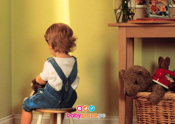rabietas en bebés de 1 año