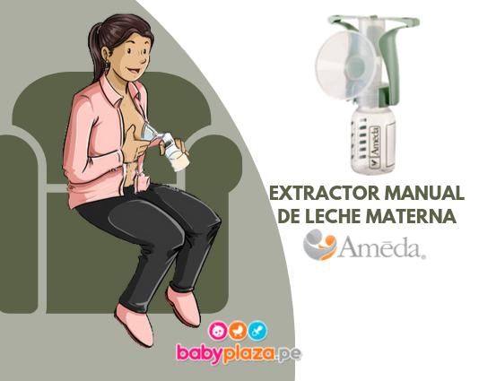 extractor de leche ameda